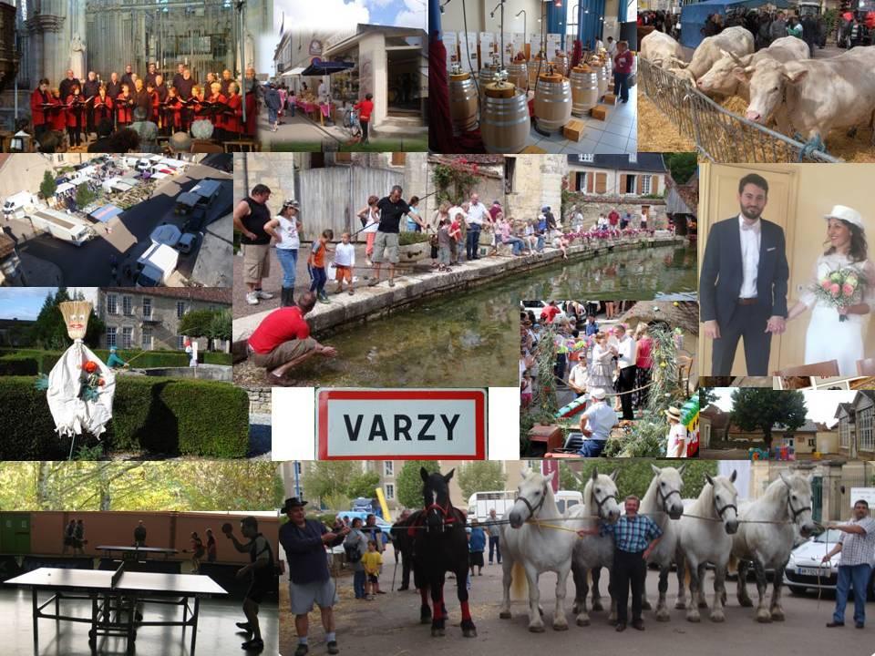 mairie de Varzy